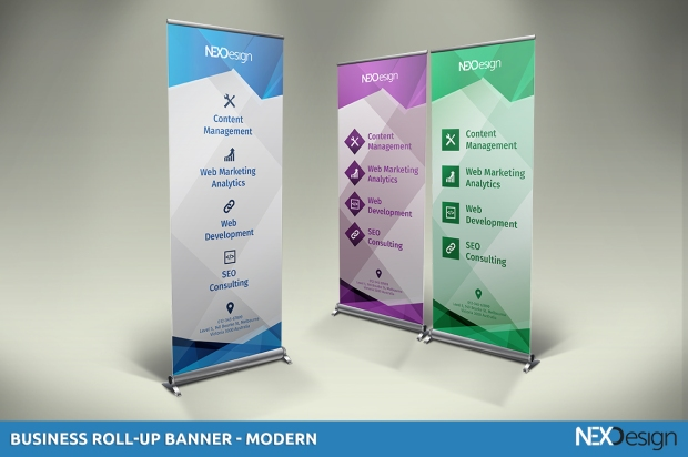 Business Roll-up Banner - Modern (1)