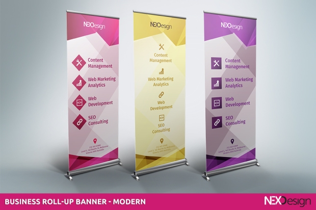 Business Roll-up Banner - Modern (2)