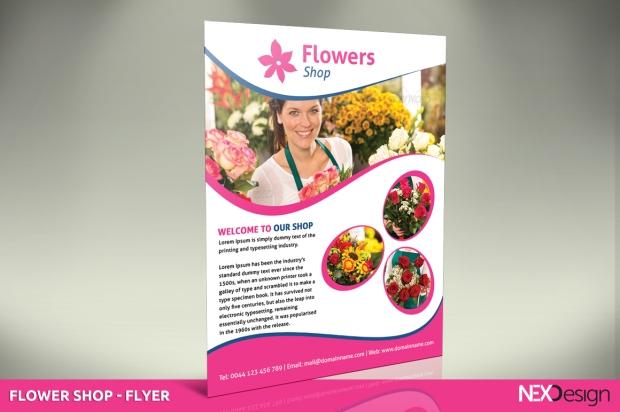 as-group-nex-design-flower-shop-flyer-2