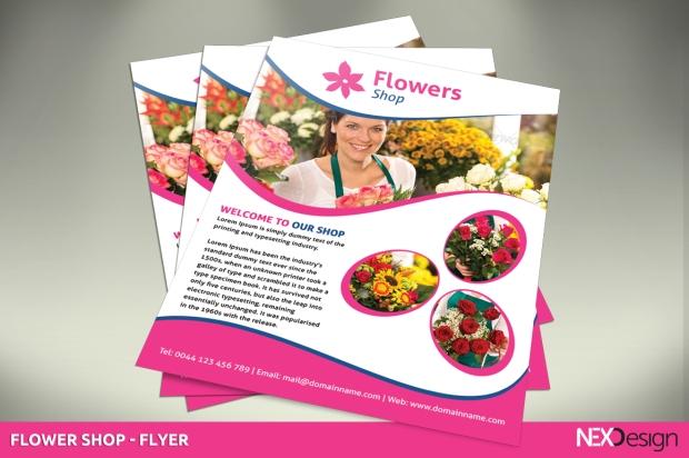 as-group-nex-design-flower-shop-flyer-3