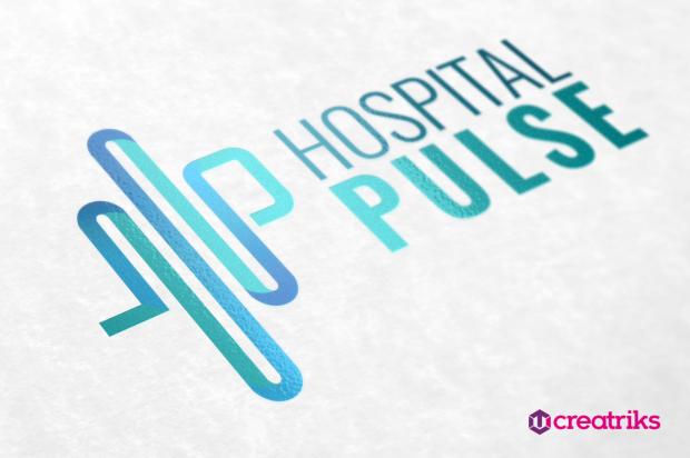 Hospital Pulse Logo