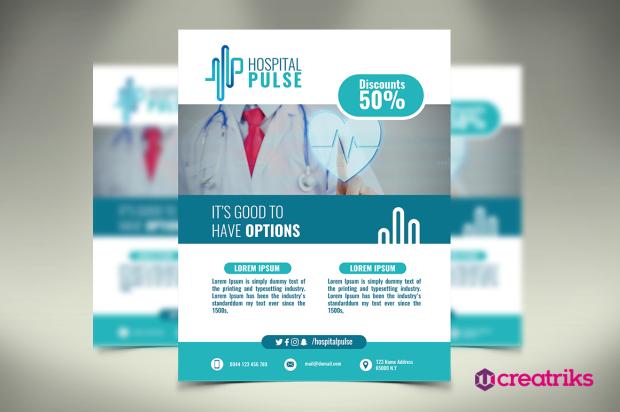 Pulse Hospital Flyer