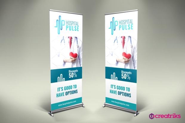 hospital-pulse-roll-up-banner